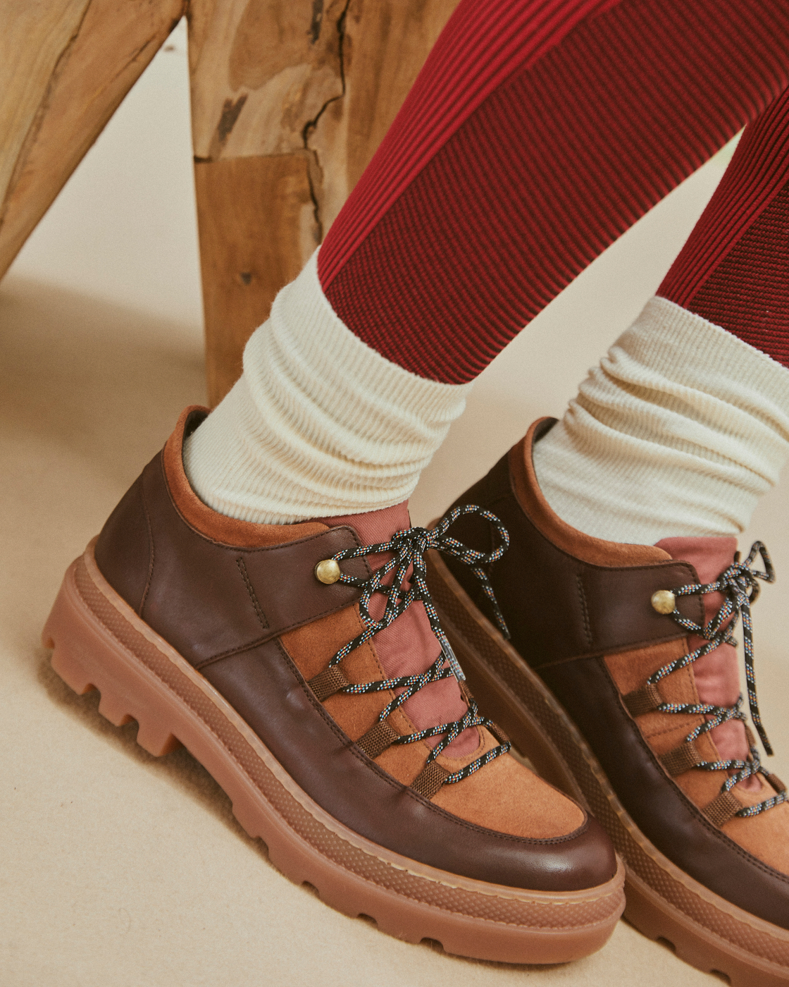 ABRA#INSPIRED BY MOUNTAIN SHOES
