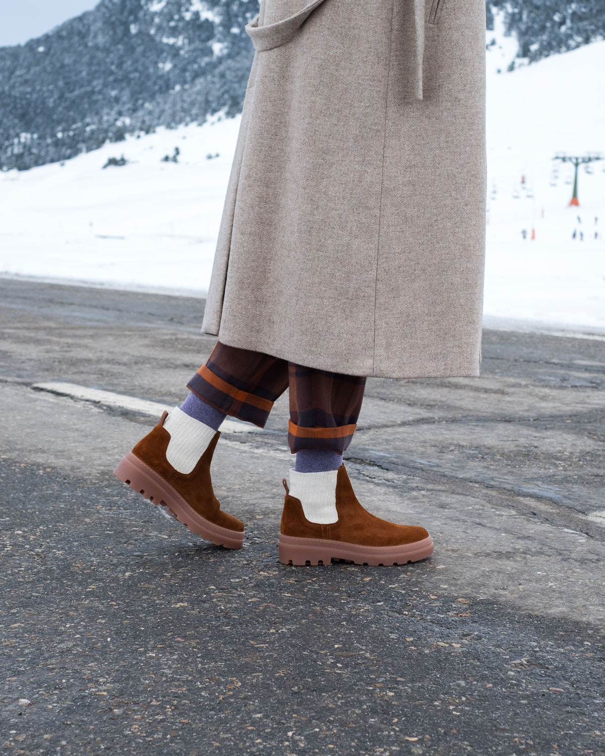 MALLO#OUR VERSION OF THE CLASSIC CHELSEA BOOT